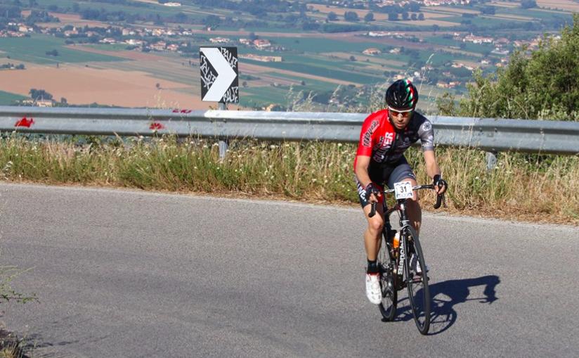 Flavio Milazzo ciclista