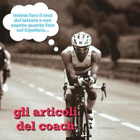 test del lattato bici